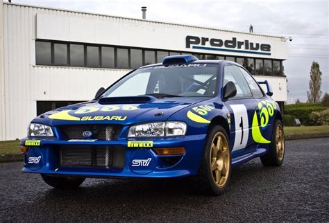 subaru impreza wrc for sale subaru impreza wrc 10 classiccars journal