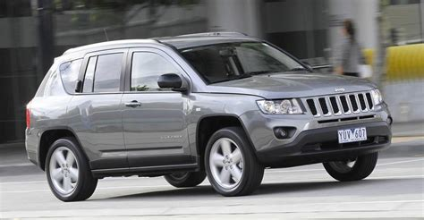 2012 Jeep Compass Recall Chrysler Recalls 263 000 Vehicles Six Separate Issues