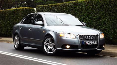 Audi A4 2005 by 2005 Audi A4 2 0t S Line Quattro B7 Tip Auto 9 888 00