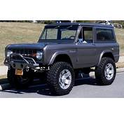 1973 Ford Bronco  For Sale To Buy Or