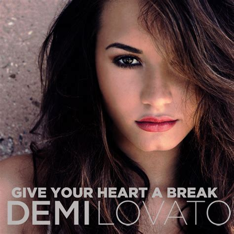 demi lovato give your heart a break cover by jasmine clarke and jasmine thompson demi lovato give your heart a break my single cover