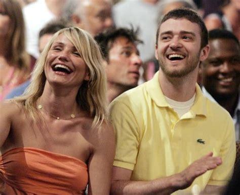 Justin Timberlake And Cameron Diaz Officially Split by Justin Timberlake Dates Cameron Diaz Justin Timberlake S