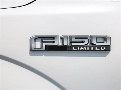 Custom Limited Emblem ford f 150 limited 2016 picture 22 of 23