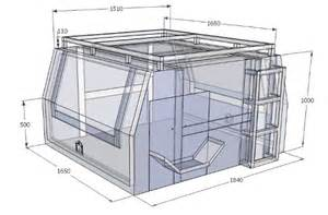 Ute Canopy Frame Plans 4x4 mahindra pik up ute build