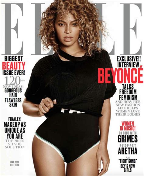 Beyonce On The Cover Of by Beyonce Covers May 2016 Issue Of Magazine Eurweb
