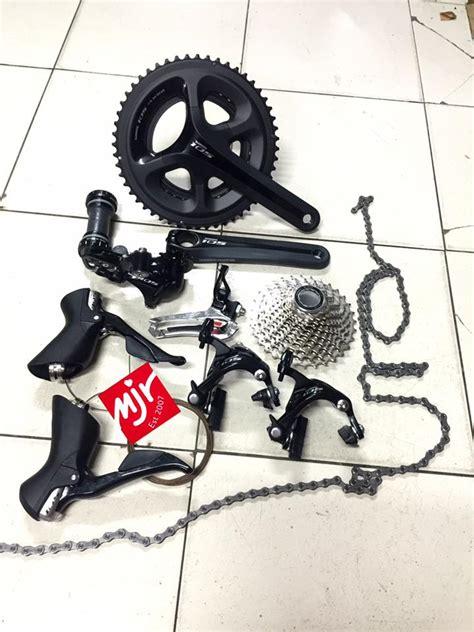Crank Balap Shimano Tiagra 4700 toko sepeda majuroyal sepeda balap is roadbike