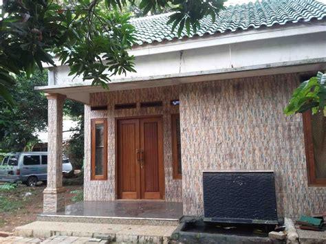 rumah dijual rumah cantik baru siap huni di desa iwul parung bogor