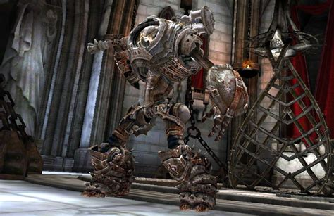 Mecha Blade Chain Blade No3 iron golem infinity blade wiki fandom powered by wikia