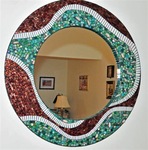 mosaik spiegel mosaik spiegel merkmal klasse und luxus