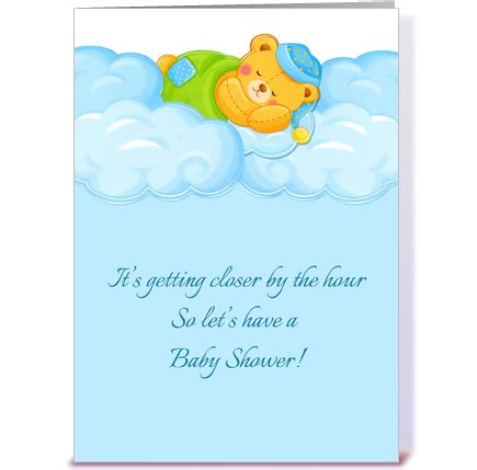 printable greeting cards for baby shower card invitation design ideas cute baby shower greeting
