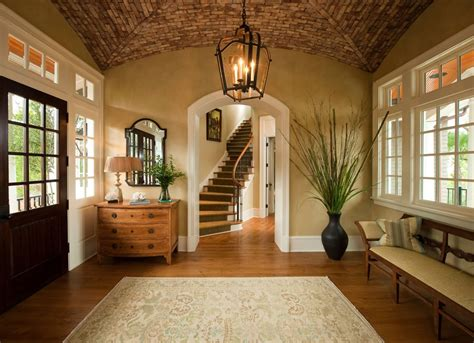 foyer in a house island inspired entryway front entry ideas 18