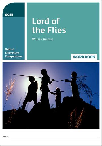 oxford literature companions the 0198355300 oxford literature companions lord of the flies workbook oxford university press
