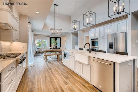 big reveal peek   modern farmhouse kitchen