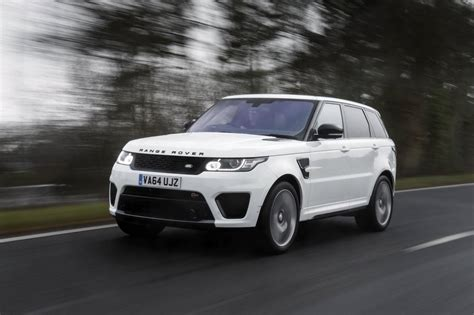 range rover svr white poll of the week performance suvs gtspirit