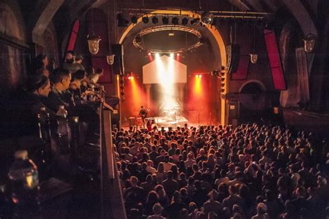 Sanctuary at Mr Smalls, with café and studio, planned for