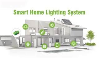 smart home lighting system ele times
