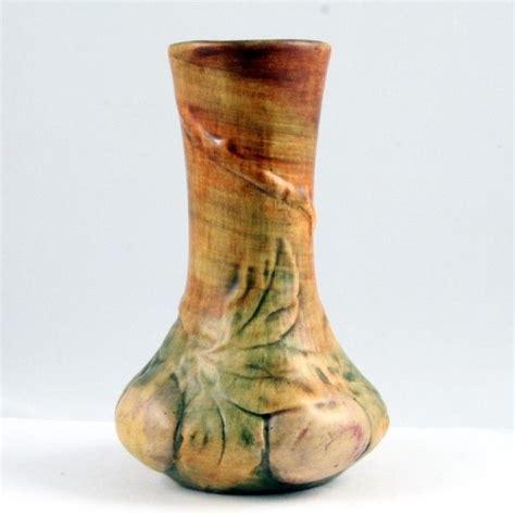 Weller Pottery Vase by Weller Pottery Baldin Apple Bud Vase Vases All Kinds Shapes And M