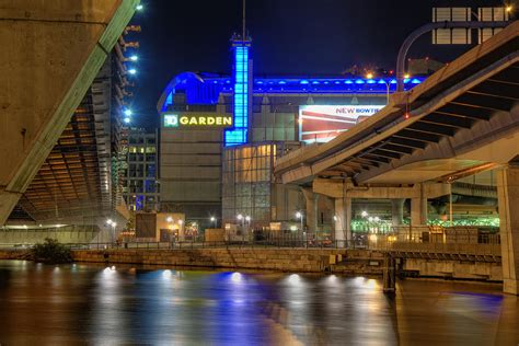 Td Garden Boston by Td Garden Boston Photograph By Joann Vitali