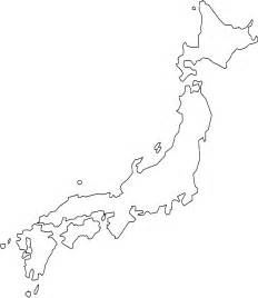 Japan Map Cities Outline by Abcteach Printable Worksheet Japan Theme Unit Blank Map Of Japan