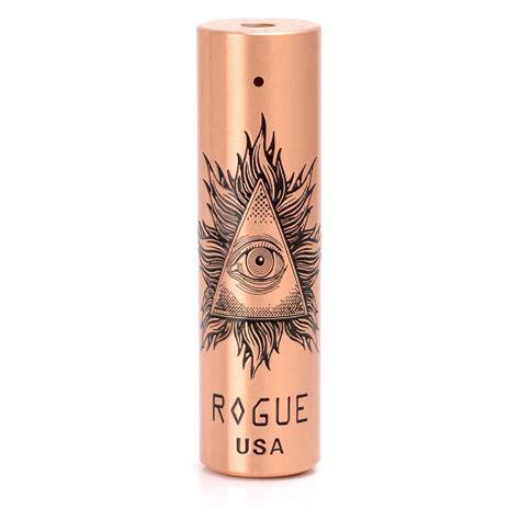 Rogue Usa Mech Mod 1 rogue usa style laser copper 18650 mechanical mod