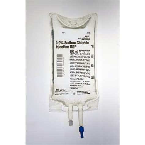 ace surgical supply co inc baxter 0 9 sodium chloride