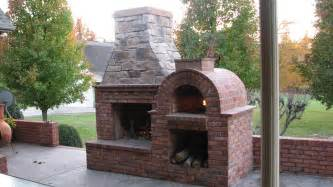 Small Chiminea Clay Outdoor Brick Pizza Oven And Fireplaces 2015 Best Auto
