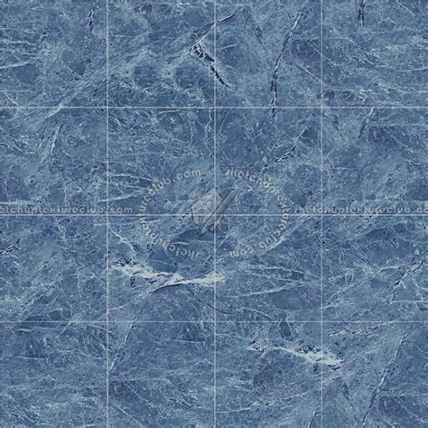 royal blue marble tile texture seamless 14160