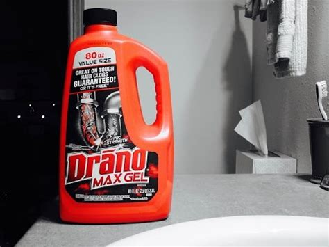 drano max gel bathtub drano challenge will it unclog doovi