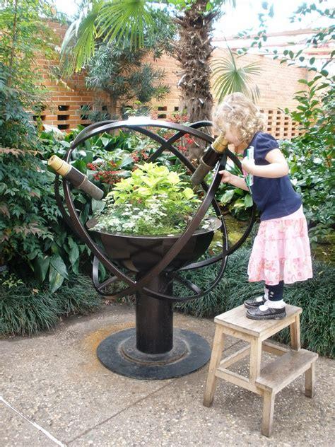 Garden Kaleidoscope Planter by Indoor Matthaei Botanical Gardens Conservatory