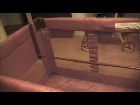 Co Sleepers That Attach To Your Bed by Original Arm S Reach Co Sleeper Crib Comfort Set How To