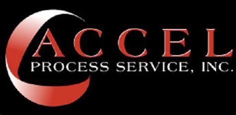united process service accel process service inc