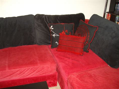 lovesac pillows 17 best images about red black living room on pinterest