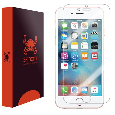 skinomi techskin apple iphone 6s screen protector