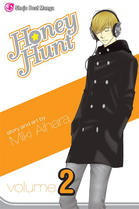 honey hunt honey hunt vol 2 book by miki aihara official