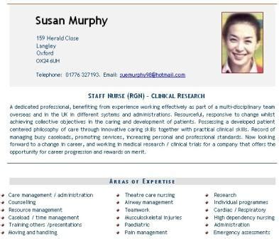 Free Cv Search Engines Uk by Free Cv Template Uk
