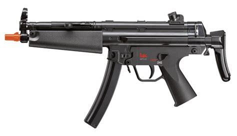 Jual Airsoft Gun Mp5 Navy Heckler Koch H K Mp5 Navy Dual Power Airsoft Rifle
