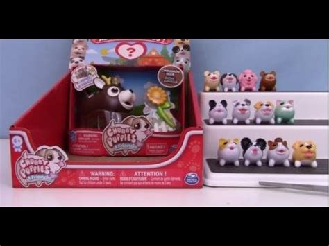 puppies blind bags puppies wave 2 series 1 blind bags opening they are soo