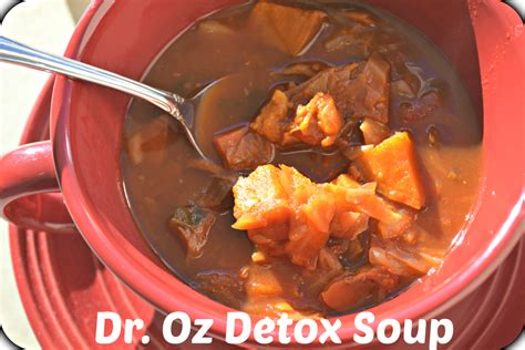 Dr Oz Detox Vegetable Broth Recipe by Dr Oz Detox Soup