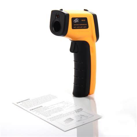 Thermometer Pistol non contacir infrared digital temperature gun thermometer