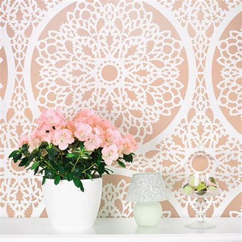 lace pattern wall lace pattern stencil www pixshark com images galleries