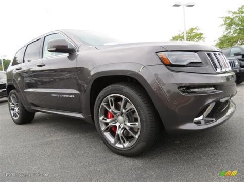 jeep granite crystal metallic granite crystal metallic 2014 jeep grand cherokee srt 4x4