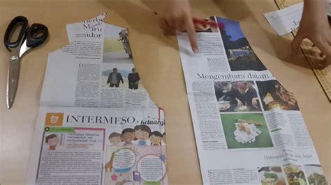 membuat pola baju dari koran belajar cara membuat pola baju dan pola jahitan blus video