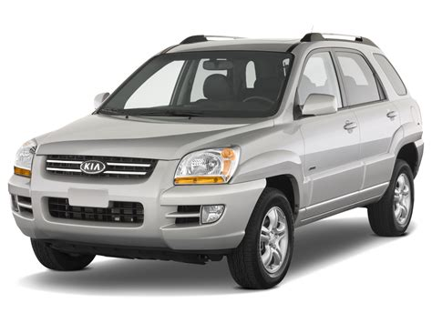Kia Small Suv Models 2008 Kia Sportage Kia Midsize Suv Review Automobile