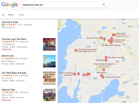Search Near Me 52 Local Seo Strategies For Smbs By Bhartzer Woptima Web Design