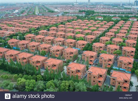 buy house in china buying a house in china houses in huaxi jiangsu china stock photo royalty free image