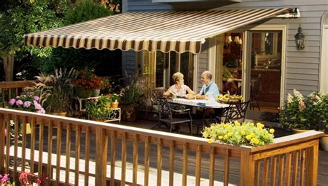 Milliken Awning by Doors And Awnings Rochester Ny