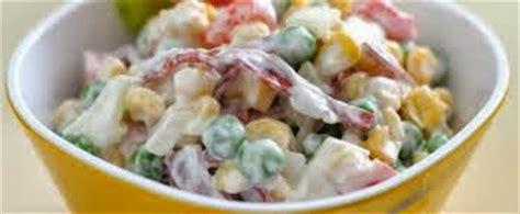 resep membuat salad buah yang enak resep salad buah saus yoghurt resep masakan indonesia