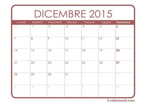 Calendario 8 Novembre 2015 Calendario 2015 Da Stare Calendari