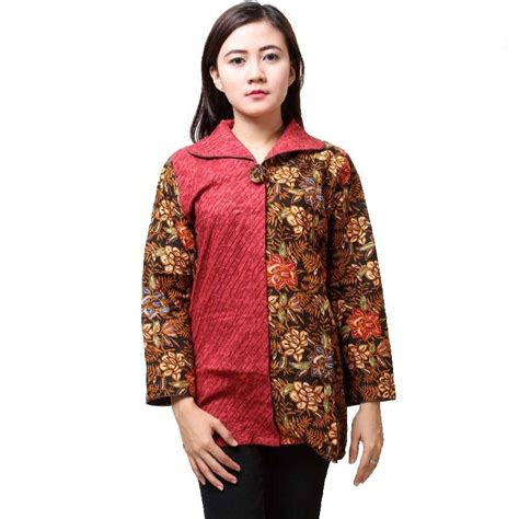 4pcs Rok Kombinasi Celana Dalam Anakcd Rok Anak 10 baju batik wanita kantor lengan panjang elegan model baju batik kantor