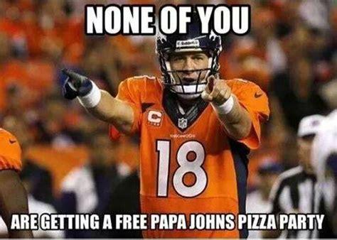 Manning Meme - free sle denver broncos or ta bay buccaneer fan